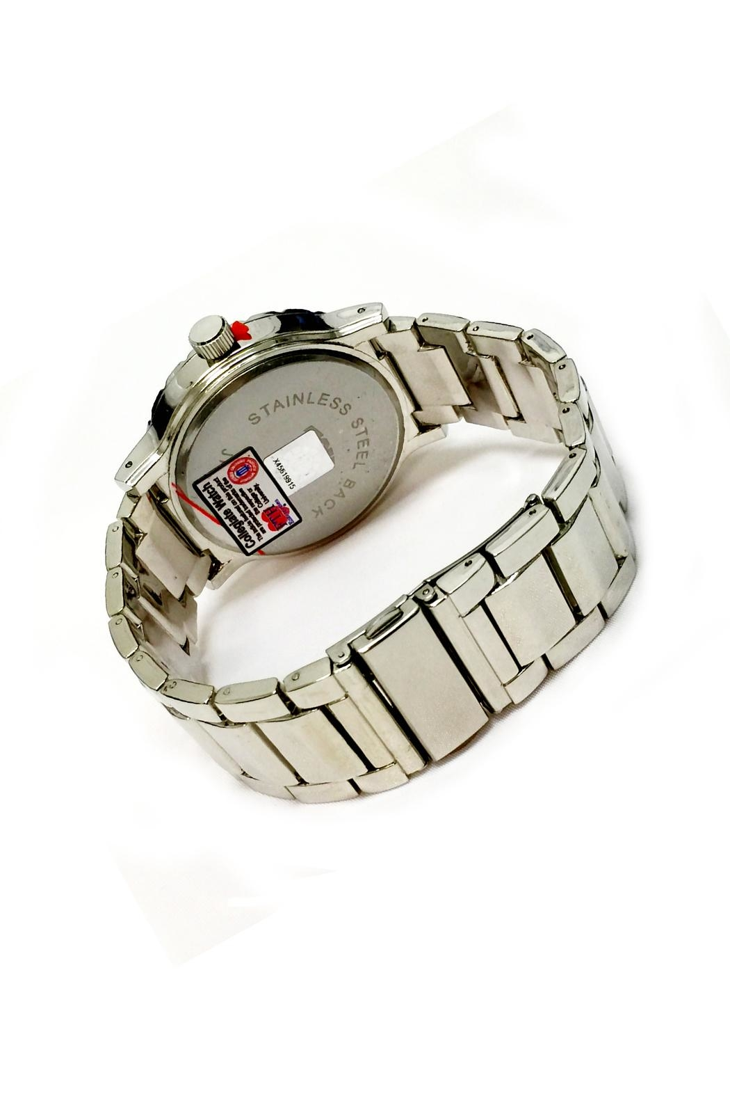 NCAA University-Of-Arkansas Men's Watch - Front Full Image
