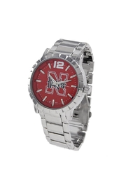 NCAA University-Of-Nebraska Men's Watch - Product Mini Image
