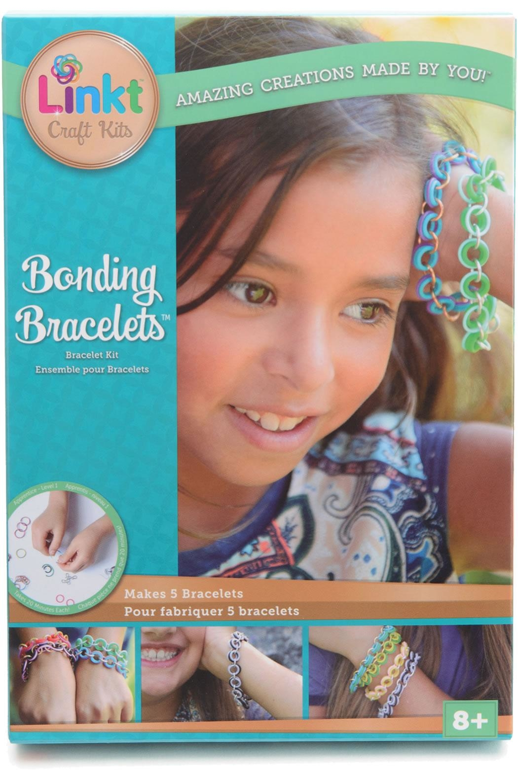 Neat Oh! International Linkt Bonding Bracelets - Main Image