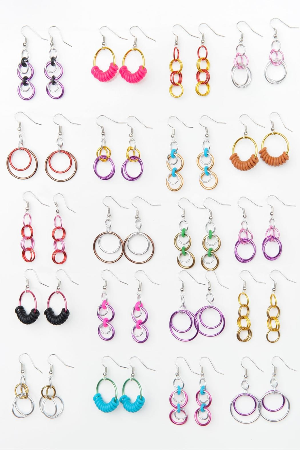 Neat Oh! International Linkt Hoops & Loops - Front Full Image