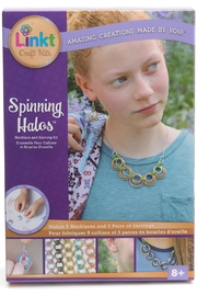 Neat Oh! International Linkt Spinning Halos - Front cropped