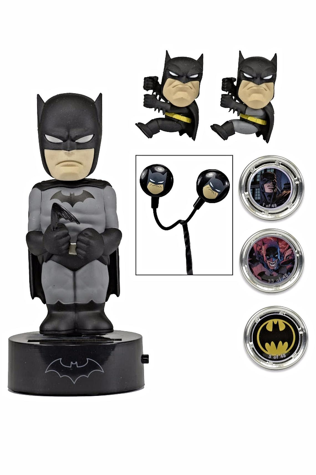 NECA Batman Gift Set - Back Cropped Image