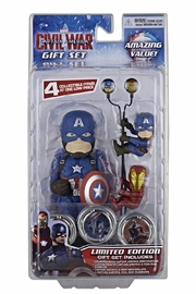NECA Captain America Gift Set - Front cropped