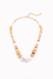 Nakamol  Necklace Beaded - Front cropped