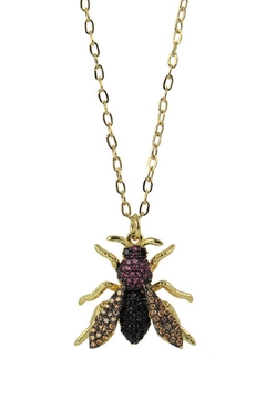 Shoptiques Product: Necklace Insect Jewelry