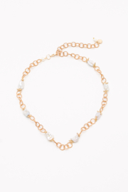 Nakamol Necklace Pearl Choker - Product Mini Image