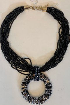 L & B CREATIONS NECKLACE  SEED - Product List Image