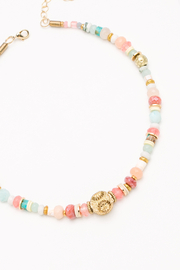 Nakamol  Necklace Single Strand W/ Gold Bead - Product Mini Image