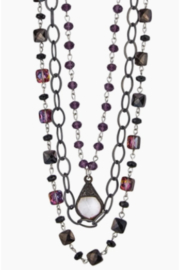 Lula N' Lee Necklace with Triple Strand