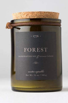 Nectar Republic Forest Candle - Alternate List Image