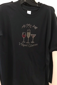 Gildan Need Glasses Tee - Alternate List Image