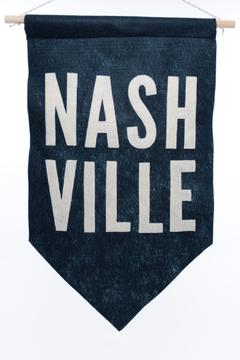 Shoptiques Product: Wool Nashville Banner