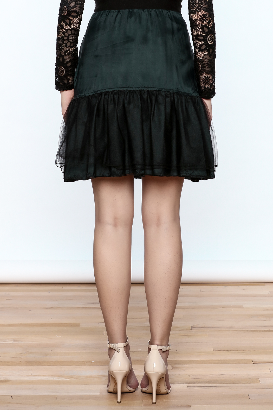 Neesh by D.A.R. Reversible Tutu Skirt - Back Cropped Image