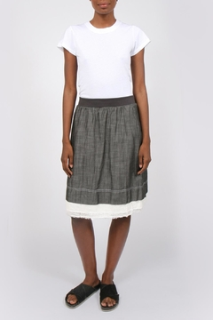 Neesh by D.A.R. Basil Layered Skirt - Product List Image