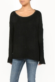 Neesh by D.A.R. Family Stone Sweater - Front cropped