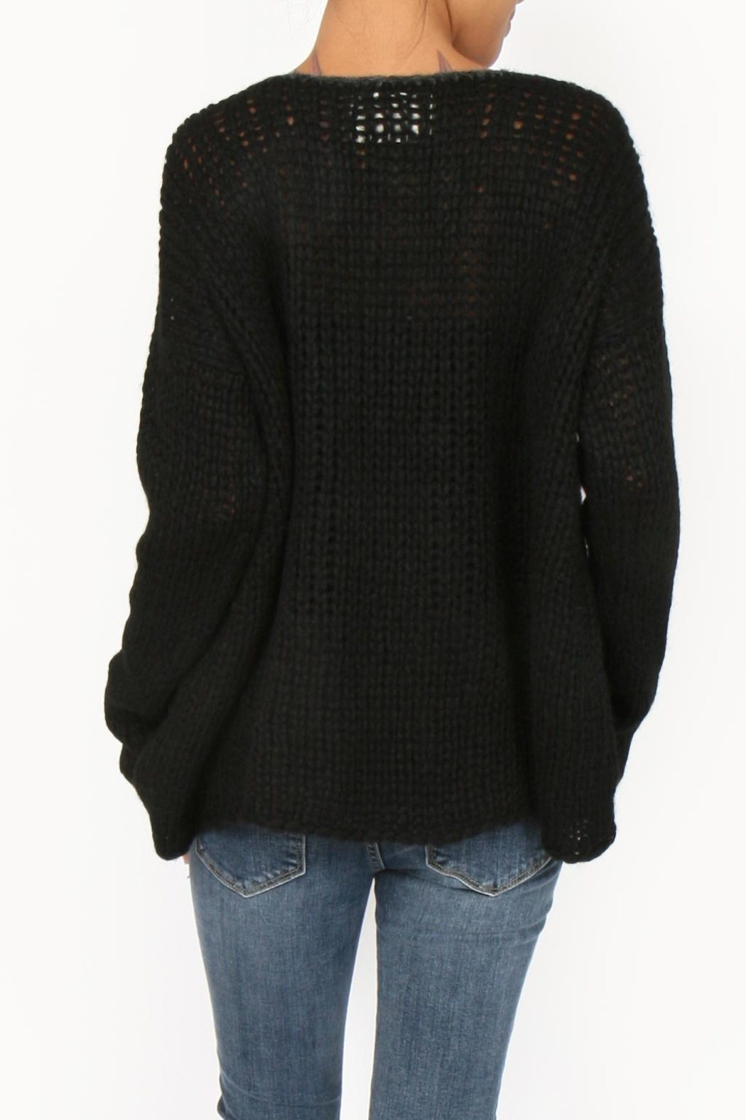 Neesh by D.A.R. Family Stone Sweater - Side Cropped Image