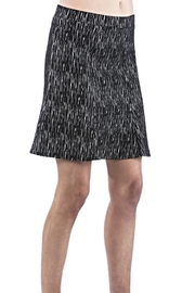 Neesha Banded Pattern Skirt - Product Mini Image
