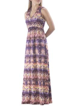 Shoptiques Product: Purple Maxi Dress