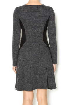 Shoptiques Product: Ribbed Accent Dress