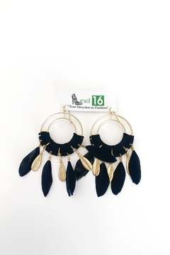 My Girl in LA Nella Earrings - Alternate List Image