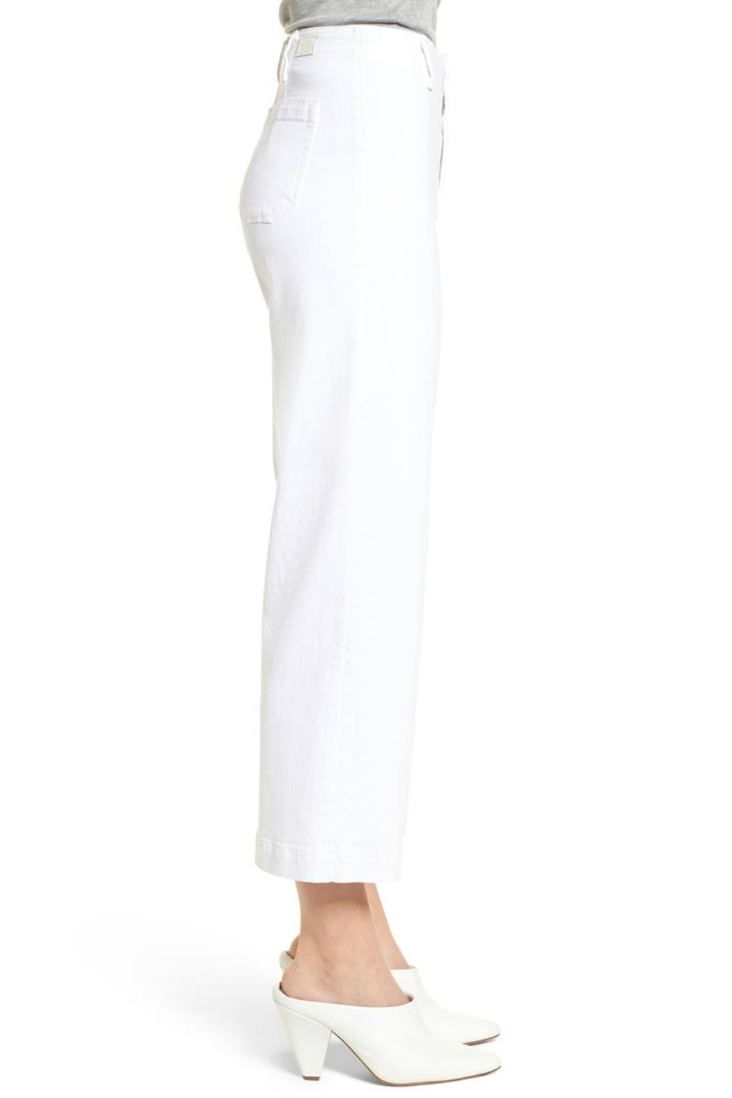 Paige Nellie Culotte - Side Cropped Image
