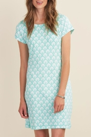 Hatley Nellie Scallops Dress - Front cropped