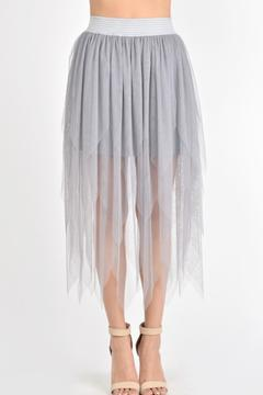 Shoptiques Product: Mesh Fairy Skirt