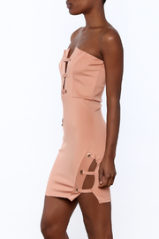 Shoptiques Product: Strapless Dress
