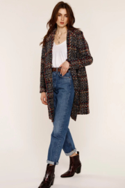 Heartloom Nelly Coat - Front cropped