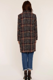 Heartloom Nelly Coat - Back cropped