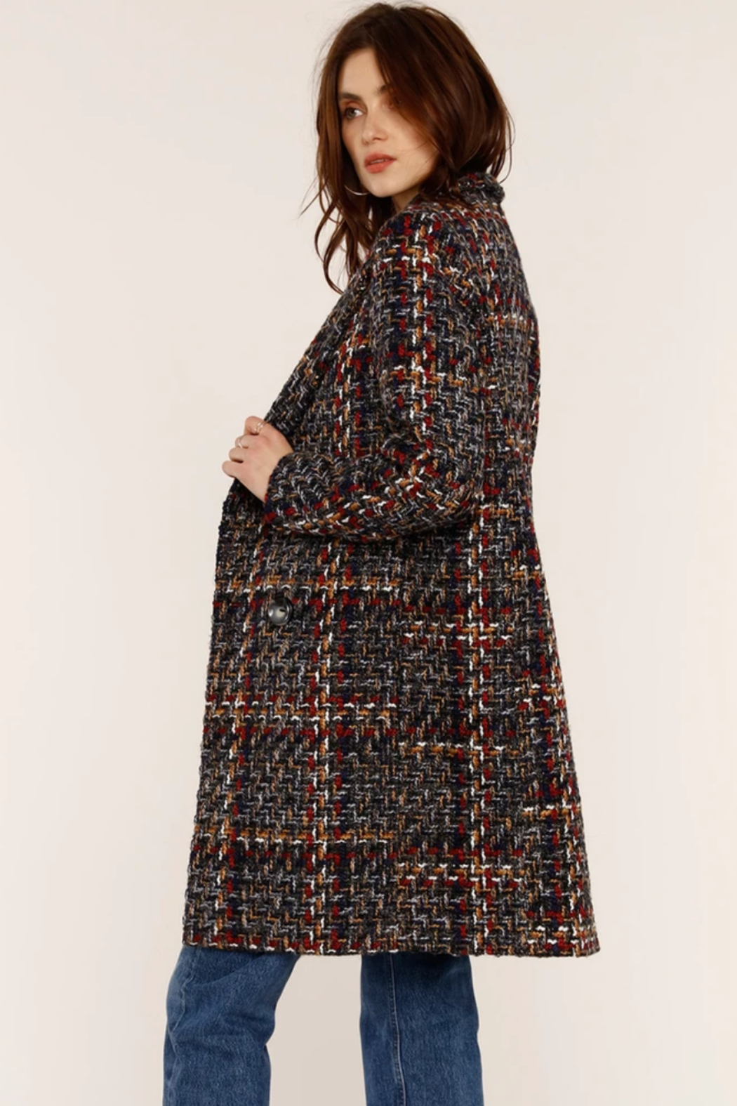 Heartloom Nelly Coat - Side Cropped Image