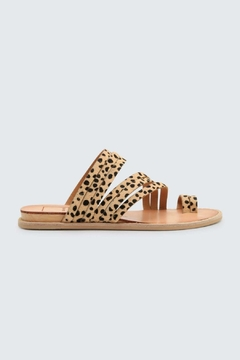 Dolce Vita Nelly Leopard Flat - Alternate List Image