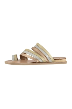 Dolce Vita Nelly Metallic Wedge - Product List Image
