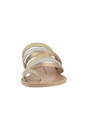 Dolce Vita Nelly Metallic Wedge - Front full body