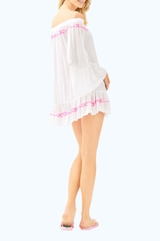 Lilly Pulitzer Nemi Cover Up - Front full body