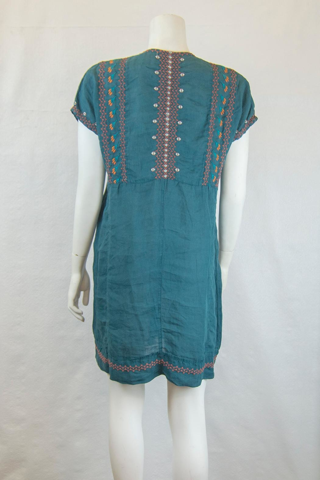 3J Workshop by Johnny Was Nena Tunic Dress - Front Full Image