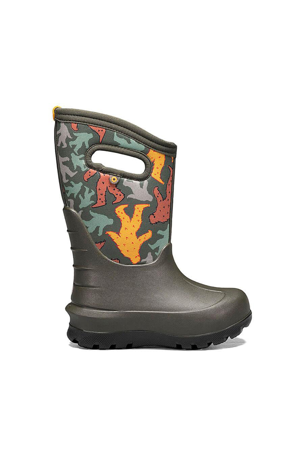 bogs  Neo-Classic Waterproof Winter Boot - Bigfoot - Front Cropped Image