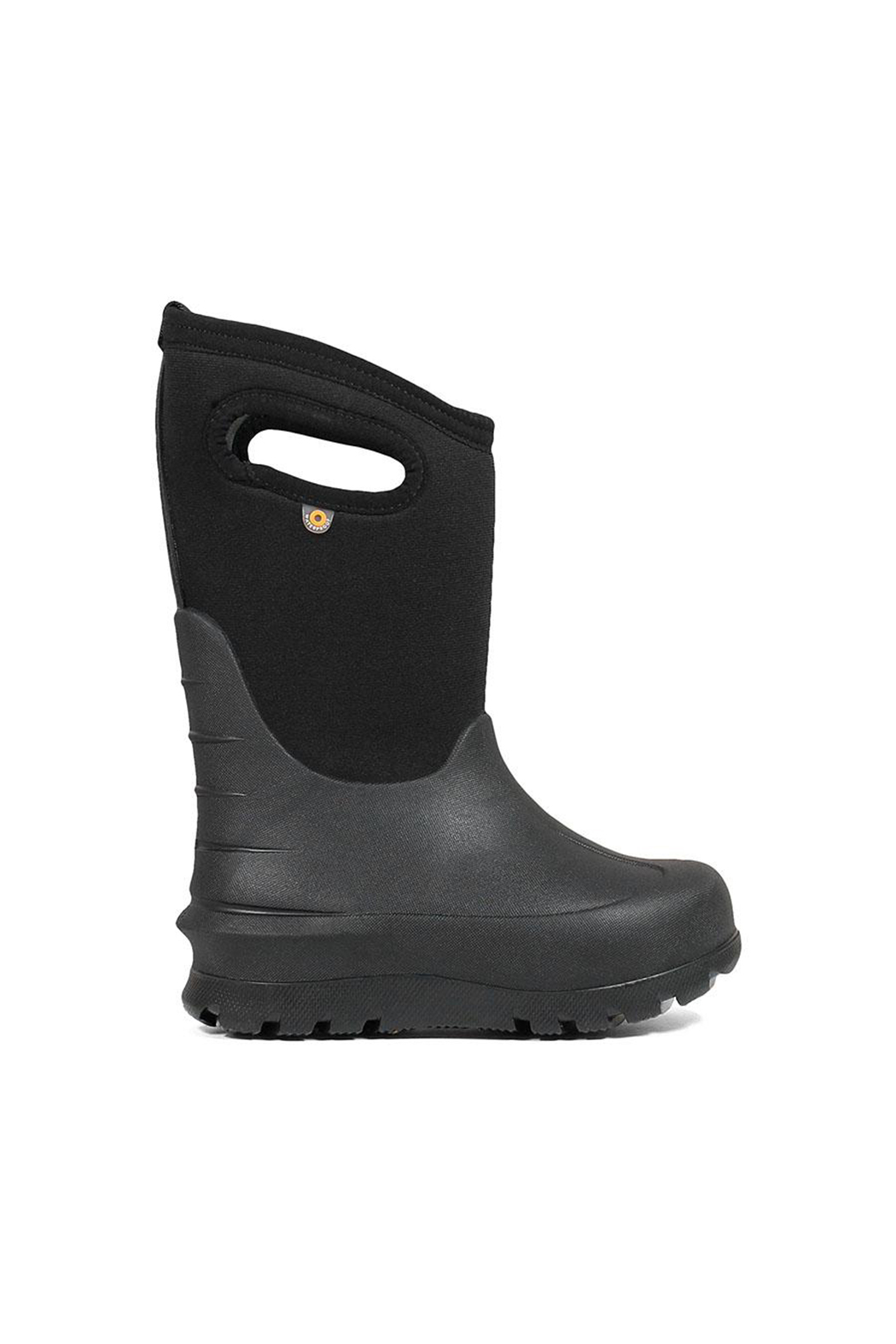 BOGS Neo-Classic Solid Kids Insulated Boots - Main Image
