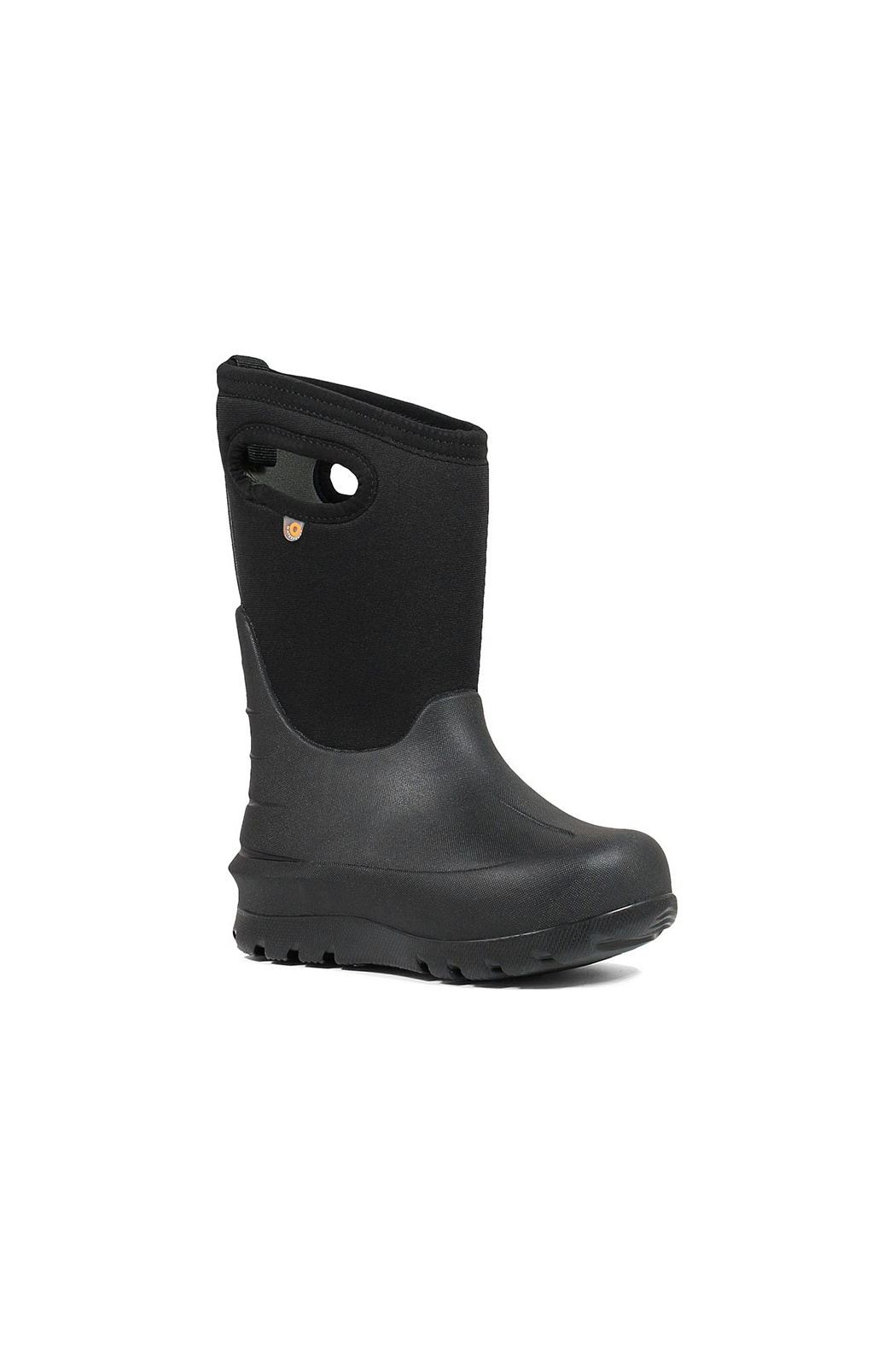 BOGS Neo-Classic Solid Kids Insulated Boots - Front Full Image