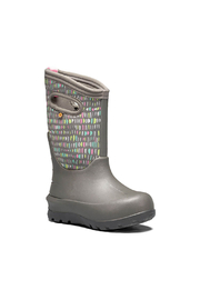 bogs  Neo-Classic Waterproof Winter Boots - Twinkle - Front full body