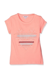 3 Pommes Neon Beach Tee - Front cropped