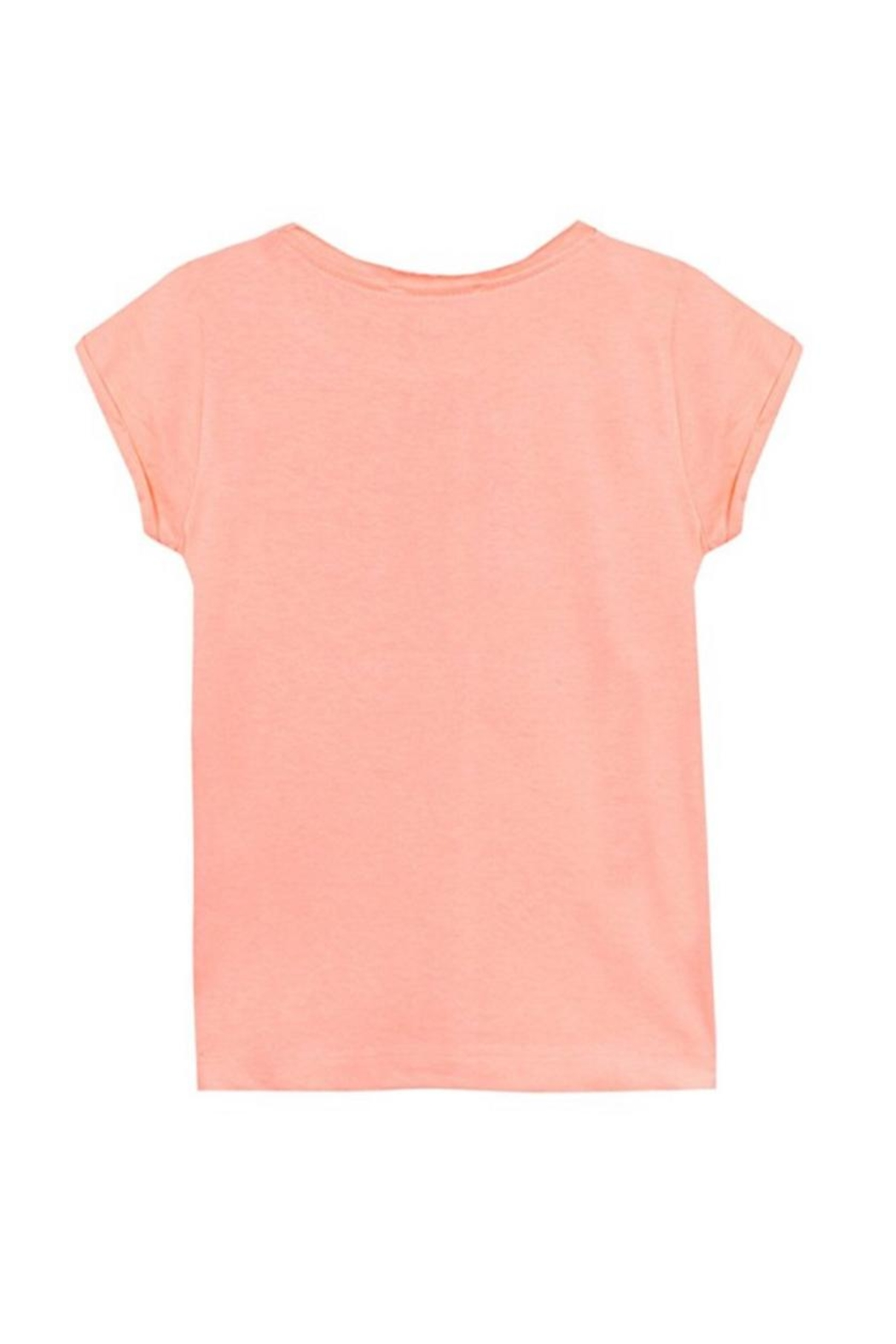 3 Pommes Neon Beach Tee - Front Full Image