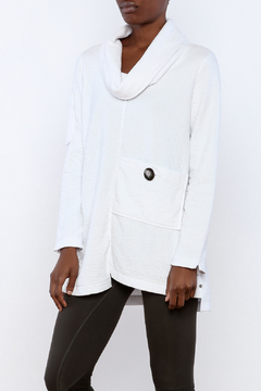 Shoptiques Product: Cowl Neck Shirt