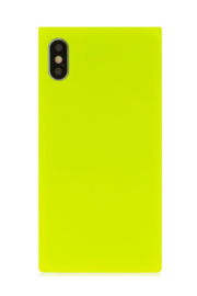 i decoz Neon Cell Case XS Max - Front cropped