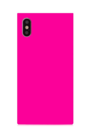 i decoz Neon Cell Case XS Max - Front full body