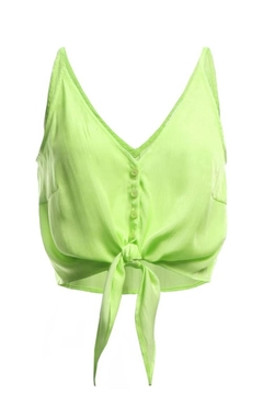 Shoptiques Product: Neon Green Top