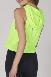 TIMELESS Neon Hoodie - Side cropped