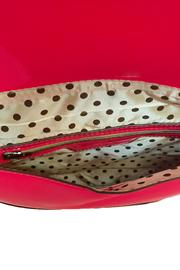 Neon Pink Clutch - Side cropped