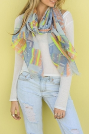 Wild Lilies Jewelry  Neon Tribal Scarf - Product Mini Image