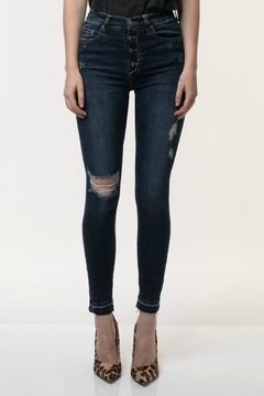 Shoptiques Product: Bombshell Button Jean